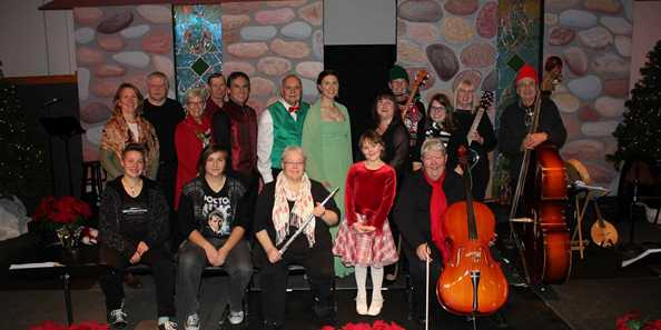 2017 Celtic Folk Cast Picture
