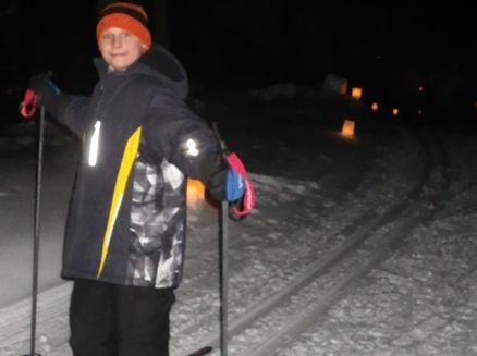 Image for FRSF Candlelight Ski/Snowshoe/Hike