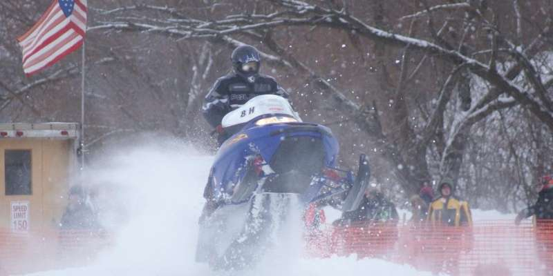 Neosho Snowmobile Racing