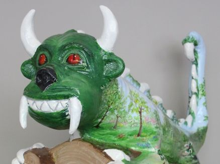 "Image for ""Haunted"" Hodag Howl Halloween Costume Party"