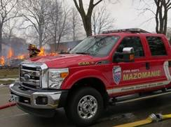 Image for Mazomanie Fire Department Celebrates 150 Years