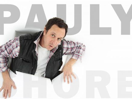 Image for Stand-Up Comic: Pauly Shore