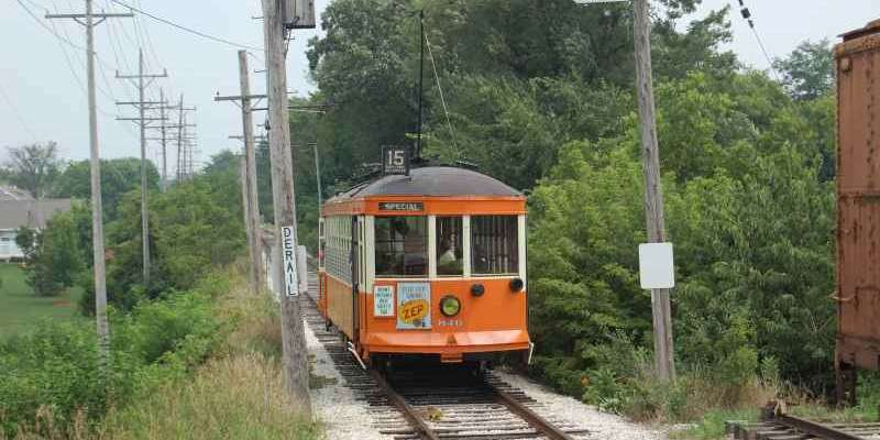 East Troy Electric Railroad