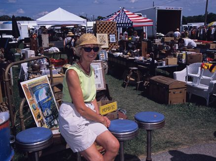 Image for Outdoor Craft & Flea Market