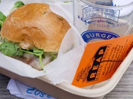 Image for Burgers and Brew: The Taste is Local