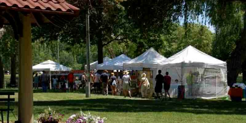 Watertown Art Festival on the beautiful island at Riverside Park. What a wonderful way to spend the afternoon!