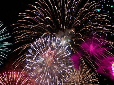 Image for Elcho Fireworks Display