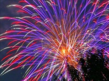 Image for Skyrockers New Year's Eve Fireworks at the Bluff