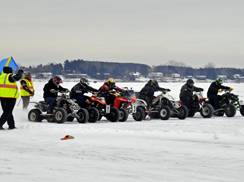 Image for Motorcycle/ATV Ice Racing