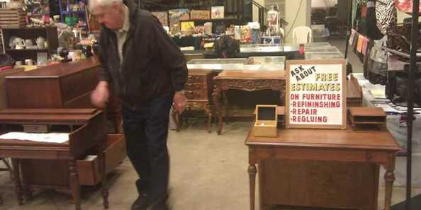 Waukesha Expo Market- Furniture