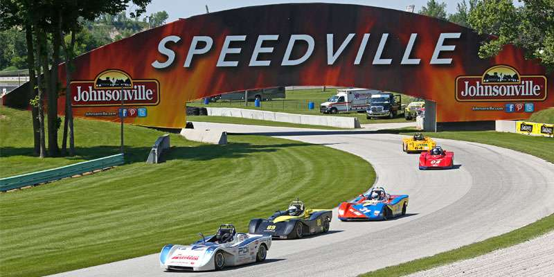 June Sprints - for over five decades at Road America!