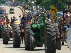 Image for National Antique Tractor Pull & Thresheree