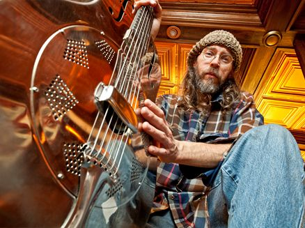 Image for Charlie Parr & Willy Tea Taylor