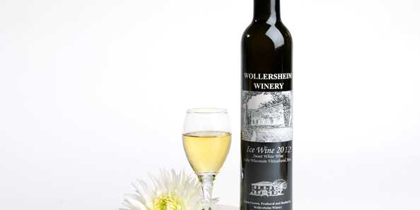 Wollersheim Winery Ice Wine.