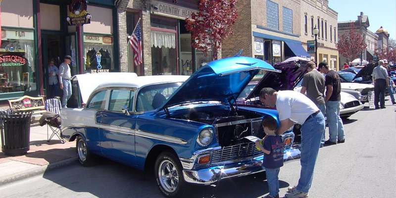 Annual Main Street Car Show