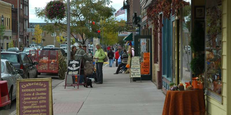 MarketFest in downtown Ashland is a fun annual autumn event.