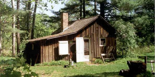 The Aldo Leopold Shack and Farm, the inspiration for Leopold's A Sand County Almanac.