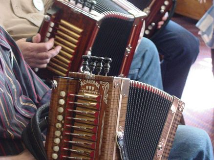 Image for Cajun Music and Dance Weekend