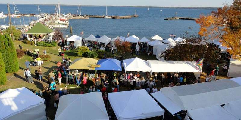 Bayfield Apple Festival