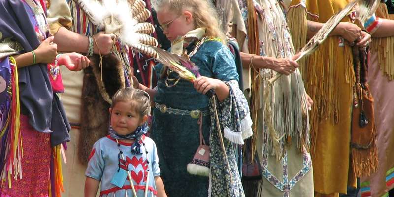 Red Cliff Traditional Pow Wow