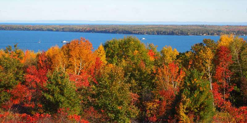 Bayfield Fall colors