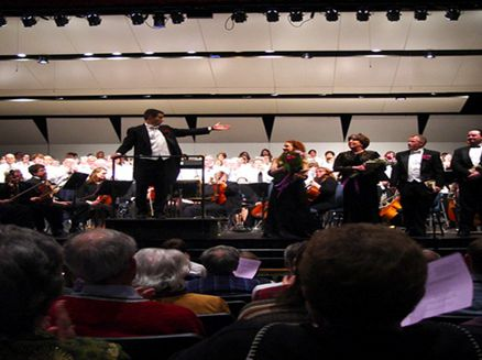 Image for Waupaca Community Oratorio Chorus Concert