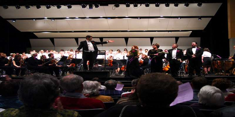 Waupaca Community Choir and Orchestra