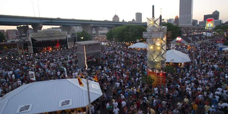 Summerfest Grounds