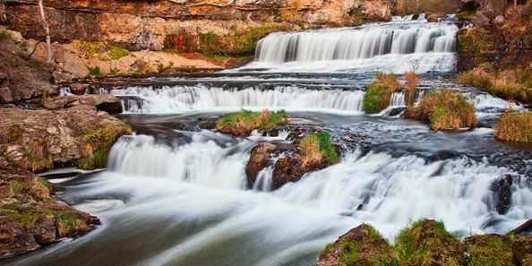 Willow River State Park - Photo by Jeff Bucklew