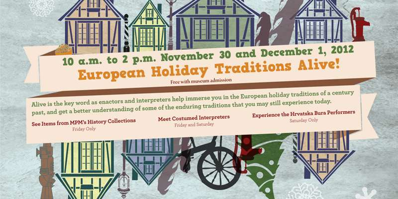 European Holiday Village Comes Alive!