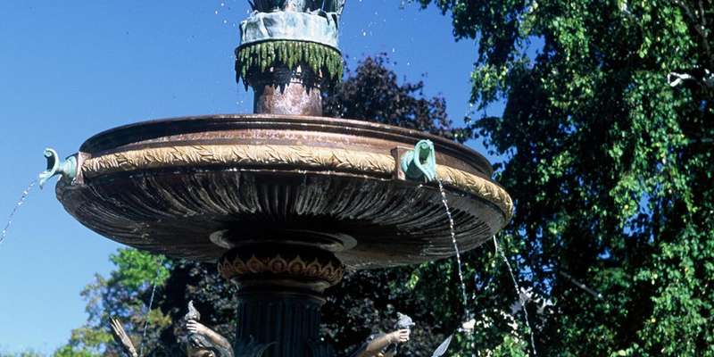 Birge Fountain