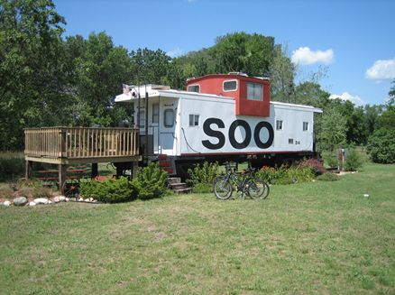 Image for Caboose Cabins