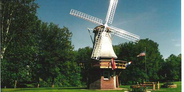 Waupun Dutch Windmill