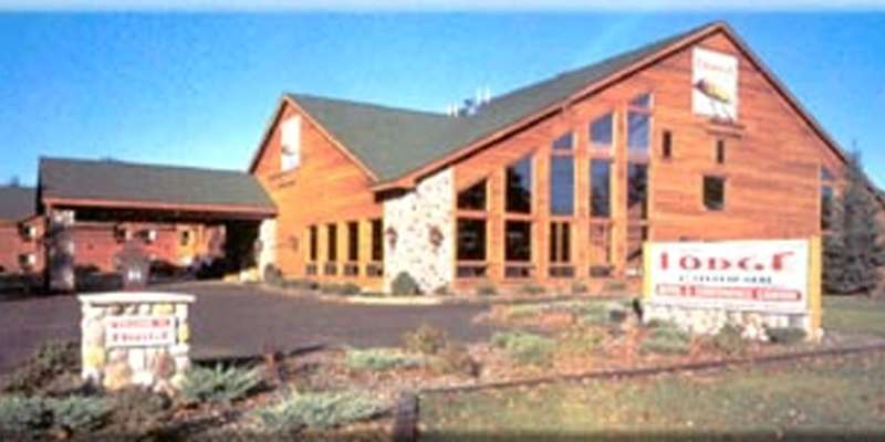 The Lodge at Crooked Lake and Conference Center