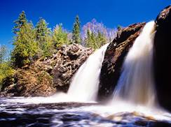 Image for Little Manitou Falls