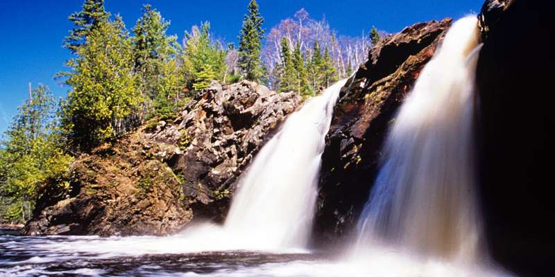 Little Manitou Falls