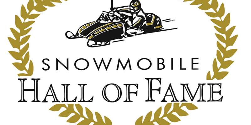 Int'l Snowmobile Hall of Fame-Logo