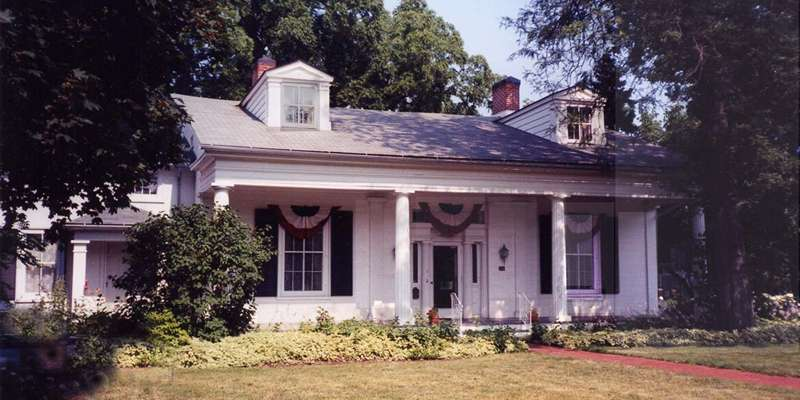 Hazelwood House
