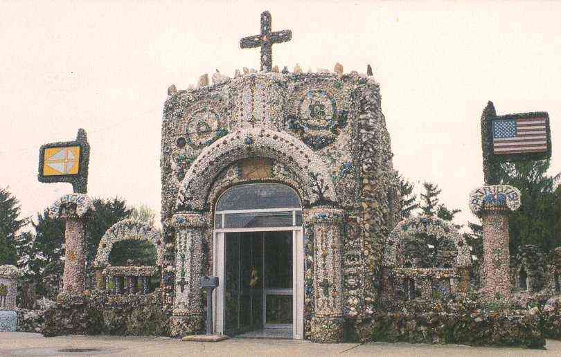 Dickeyville Grotto Travel Wisconsin