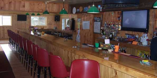 Wilderness Inn Bar
