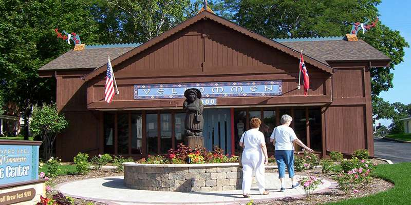 Antigo/Langlade County Chamber of Commerce & Visitors Center
