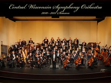 Image for Central Wisconsin Symphony Orchestra