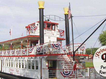 Image for Princess Kay Paddlewheel Riverboat