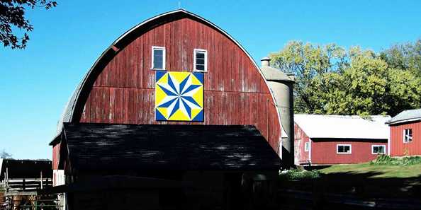 Barn Quilts of Rock County