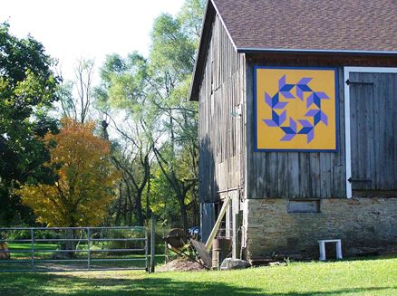 Image for Rock County Barn Quilts