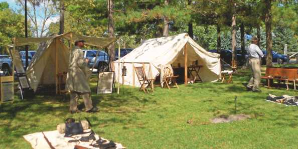 Beckman Mill Encampment