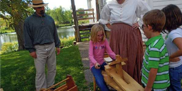 BEckman Mill Heritage Days
