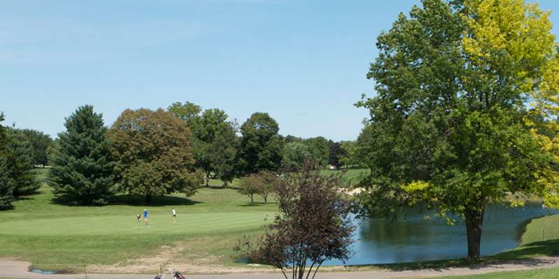 Krueger Haskell Golf Course