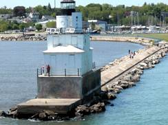Image for Manitowoc Breakwater Lighthouse