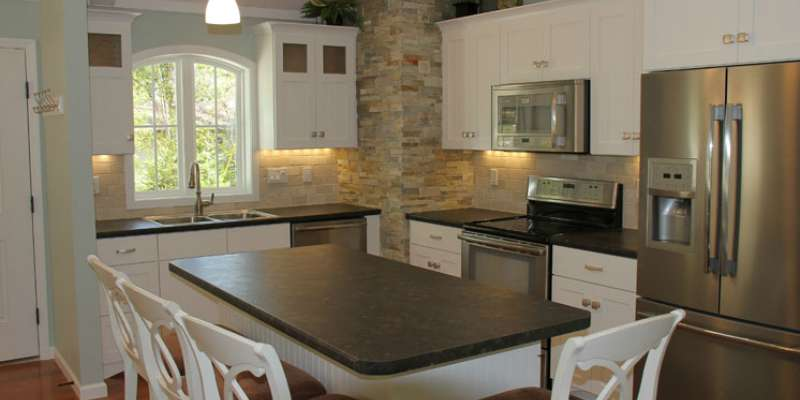 Rockledge Cottage Kitchen
